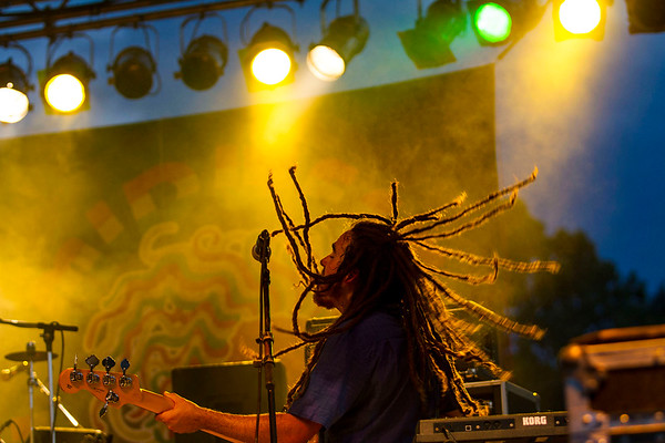 SoFlow at Midwest Reggae Festival, Ohio 2016