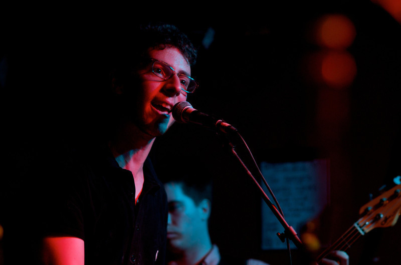 Ava Luna at the Middle East