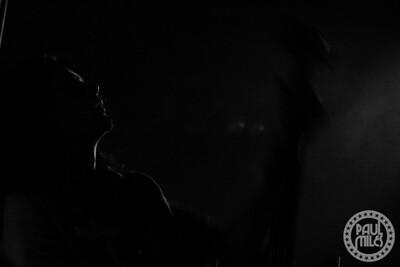Tim King and the dark side of rock'n'roll - Melbourne, Australia December 2009.