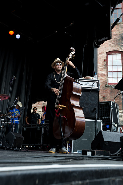 June 25, 2017 Day three of the Solid Sound Festival at MASS MoCA in North Adams, Massachusetts. Photo by Tony Vasquez.