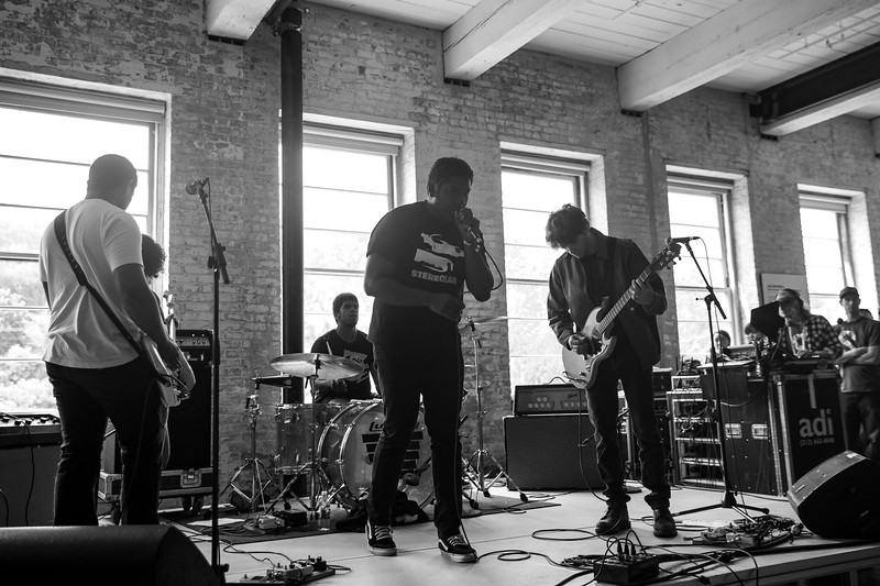 Rough Francis at Solid Sound Festival 2019. Photo by Tony Vasquez