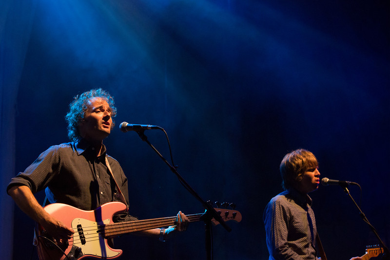 John Stirratt and Pat Sansone of WIlco