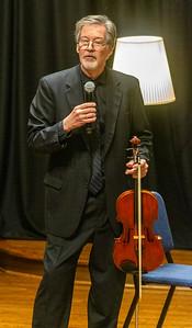 James Dunham introduces composer Libby Larsen
