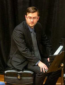 """Andrew Staupe ready to play """"Ferlinghetti"""""""