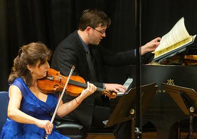 Aloysia Friedmann and Andrew Staupe