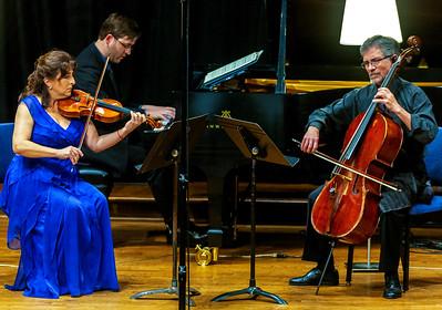 Friedmann, Staupe, Sills, Beethoven Trio in c minor