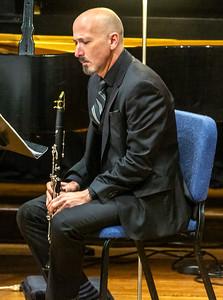 """Clarinetist Richie Hawley ready to play """"Ferlinghetti"""""""