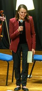 "Libby Larson introduces her ""Ferlinghetti"""