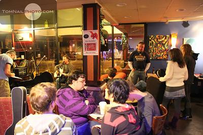 open mic songwriter dubstep 209