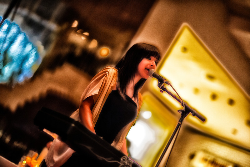 Sonia Rao @ The Living Room - W Hote