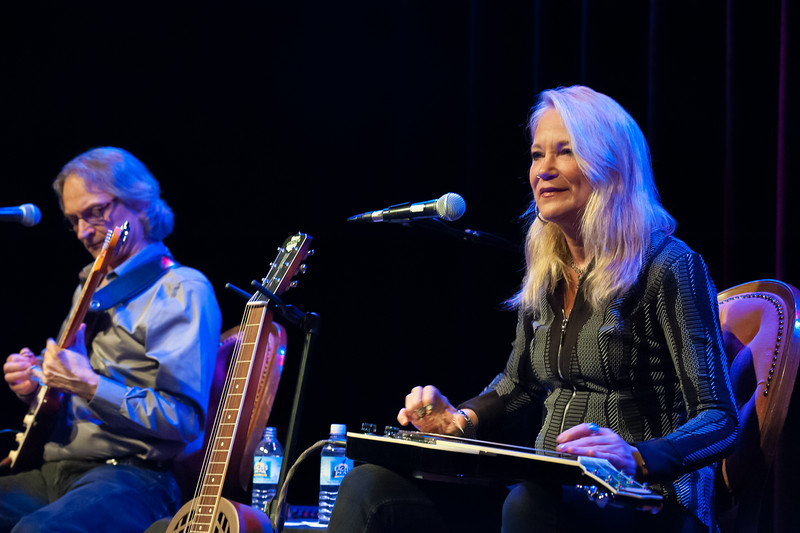 Sonny Landreth and Cindy Cashdollar
