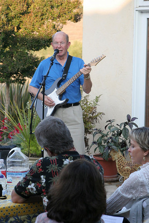 Sonoma Song Party
