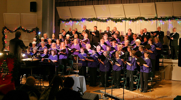 Sonoma Valley Chorale 2011 Making Spirits Bright