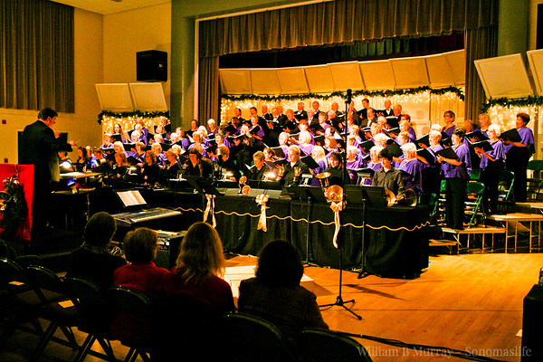 Sonoma Valley Chorale Carols of the Bells 2010