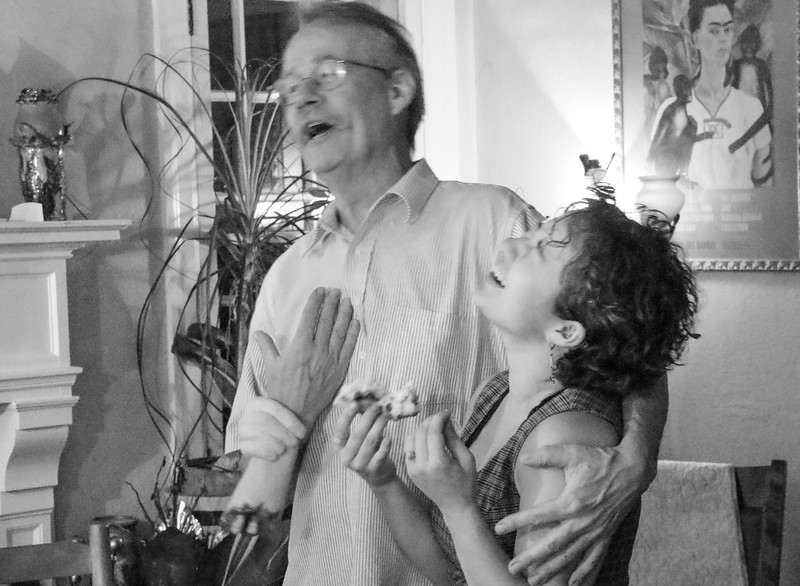 Sophie and Bill, House Concert 6-15-17