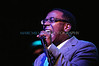 Nigel screams<br /> Soul II Soul: A Benefit for Haiti One Year Later (BK Bowl- Tue 1/18/11)