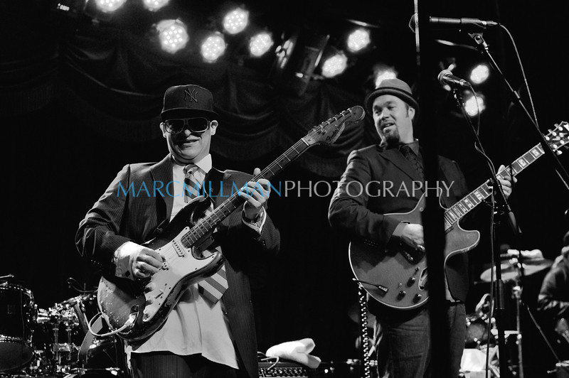 Adam & Eric<br /> Soul II Soul: A Benefit for Haiti One Year Later (BK Bowl- Tue 1/18/11)