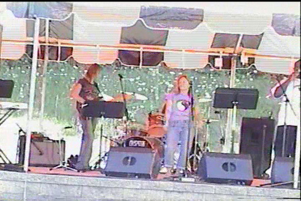 """Luther Vandross' """"Never Too Much"""". Performed at the 105th Harley-Davidson Fest in Milwaukee."""