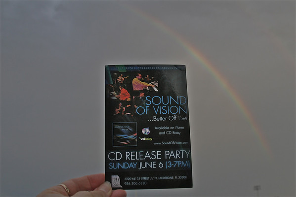 June 6th, 2010 ~ Blue Jean Blues, Sound of Vision  CD Party