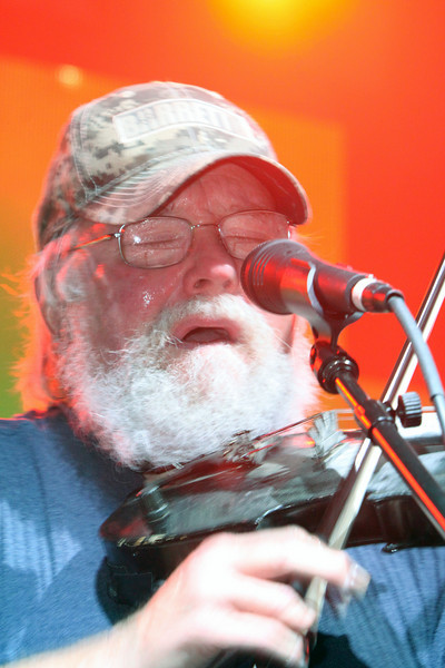 Charlie Daniels Band and the Soundcheck Christmas Party