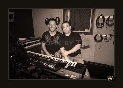 John Jamieson & Mike Carparelli ...