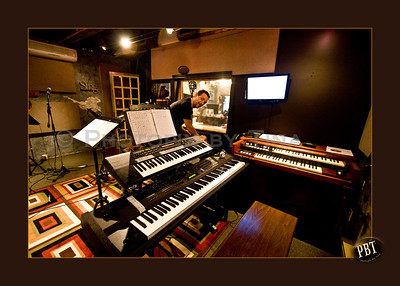 John Jamieson of Soundhouse Studio ... http://www.ovcment.com/projects/pat-kelly-the-core/john-jamieson-composer-arranger-producer/