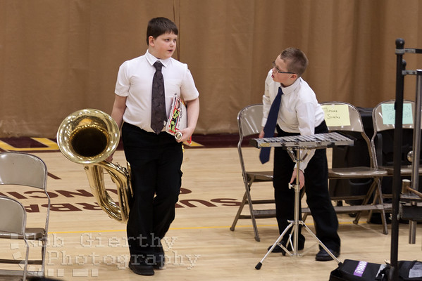 South Colonie Band Fest 3/26/13