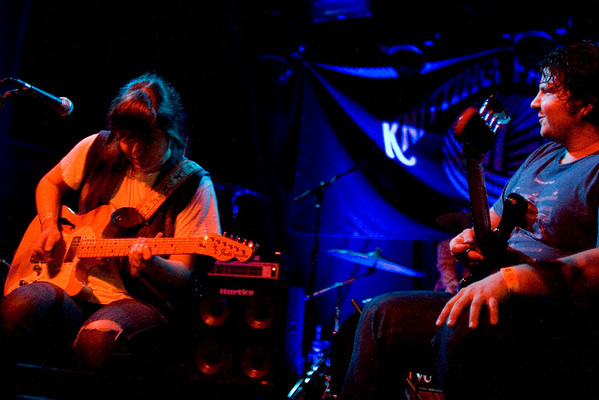 Speck Mountain - The Knitting Factory, NYC - October 18th, 2007 - Pic 1