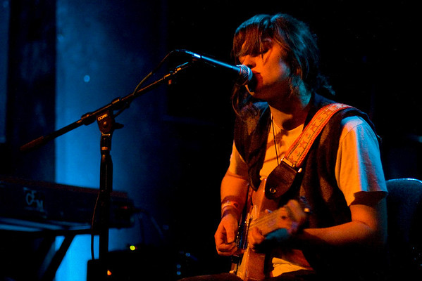 Speck Mountain - The Knitting Factory, NYC - October 18th, 2007 - Pic 2