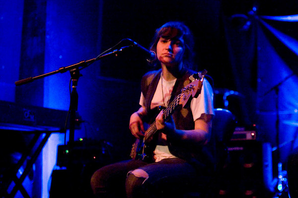 Speck Mountain - The Knitting Factory, NYC - October 18th, 2007 - Pic 3