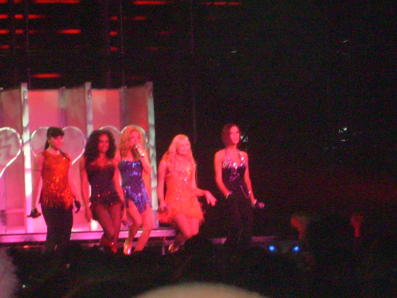 Spice Girls - Jan 24 - MEN Manchester - Photo by BeckiNelson