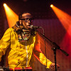 Spoek Mathambo with Pegasus Warning at le Poisson Rouge, July 12, 2012