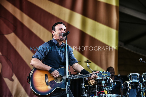 Bruce Springsteen & E Street Band @ Acura Stage (Sat 5/3/14)