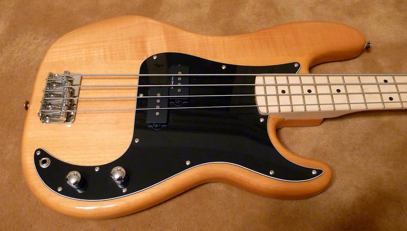 Vintage modified p bass pic 7