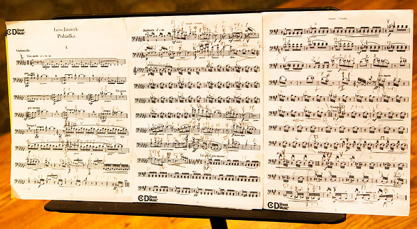 "Barrett's score for Janacek's,"" Fairy Tale for Cello and Piano"""