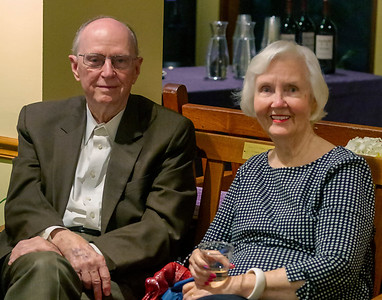 Jerry and Carolyn Warren