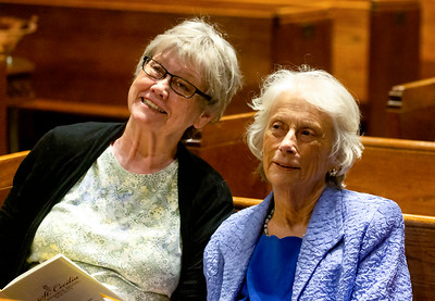 Barbara Skjonsby and Carol Lienhard