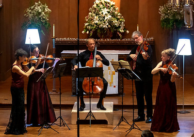 One more look at the Mozart Quintet