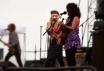 Kate Heidke Miller and Nicole Brophy