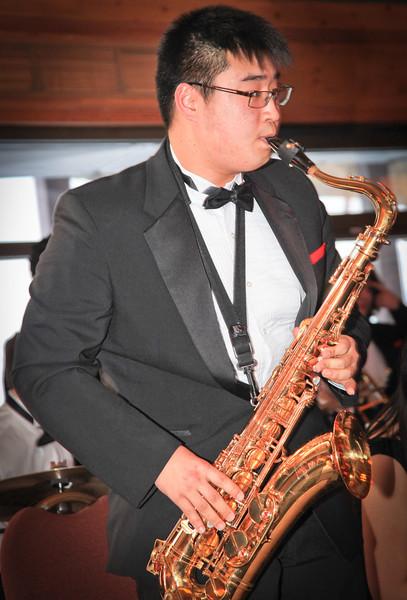 St. Mary High School Premier 1 Jazz Band at ERDI