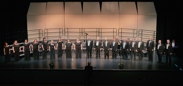 St. Peters Choir Concert April 2016