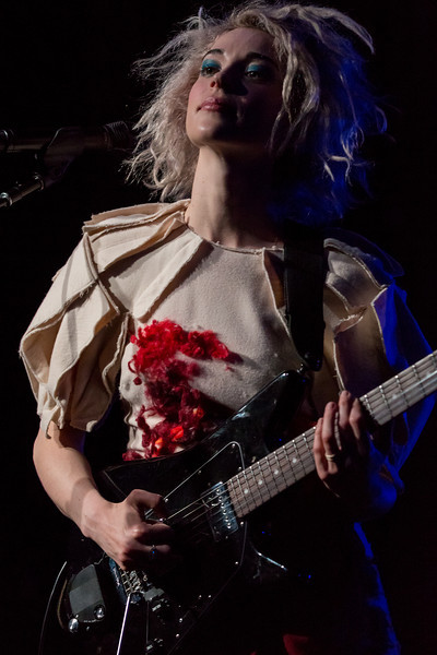 St. Vincent at Bogart's in Cincinnati, Ohio
