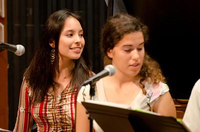 Stanford Afro-Latin Jazz Ensemble March 2012