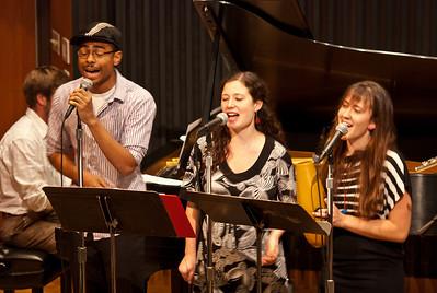 Stanford Afro-Latin Jazz Ensemble Nov 2012
