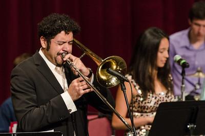 Stanford Afro-Latin Jazz Enemble May 2012