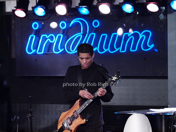 Stanley Jordan<br /> photo by Rob Rich © 2010 robwayne1@aol.com 516-676-3939