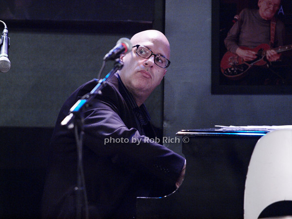 JOHN COLIANNI - PIANO <br /> photo by Rob Rich © 2010 robwayne1@aol.com 516-676-3939