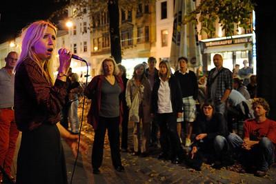 Guro von Germeten | Litfass-Bühne | 08.09.2012