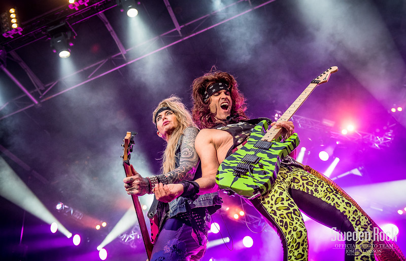 Steel Panther - Sweden Rock 2017