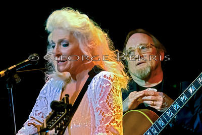 Stephen Stills and Judy Collins